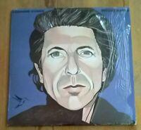 Leonard Cohen – Recent Songs Vinyl LP Album 33rpm 1979 CBS – 86097