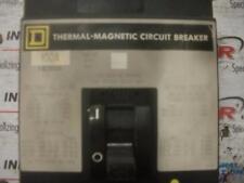 SQUARE D THERMAL MAGNETIC CIRCUIT BREAKER FAL36100