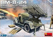 Miniart 35259 1:35th scale BM-8-24 Based on 1.5t Truck