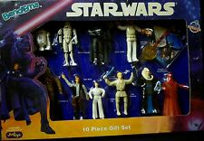 Just Toys Bend-ems Star Wars 10 Piece Figure Gift Set + Coin + Cards from 1994