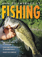 NEW How to Improve at Fishing by Andrew Walker