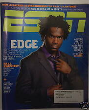 EDGERRIN JAMES Arizona Cardinals 2006 ESPN MAGAZINE