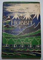 J.R.R .Tolkien, The Hobbit, 14th  overall impression, 1968 w/ fine jacket