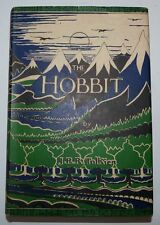 J.R.R .Tolkien, The Hobbit, 14th  overall impression, 1968 w/ fine jacket