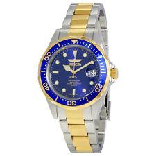 Invicta Pro Diver Quartz Two-tone 18k Gold Mens Watch 8935