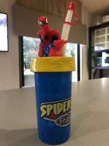 Selling MASSIVE Spider-Man Collection: Water Drink Bottle Plastic