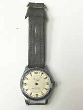 Bercona Sport Antimagnetic Swiss Movement S/S Backing 1 Jewel Unadjusted Watch