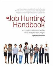 Job Hunting Handbook: By Dahlstrom, Harry