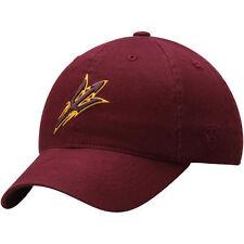Arizona State Sun Devils NCAA Relaxer Stretch Hat Cap ASU University Pitch Fork