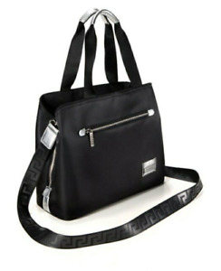 Versace Women's Fashion Black Handbag/Shopper/Shoulder/Holdall Bag