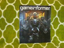Game Informer Magazine July 2012 Issue 231 Gears of War Judgment Cover 1 of 2