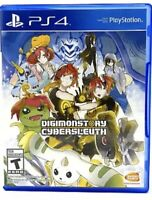 Digimon Story: Cyber Sleuth Ps4 PlayStation 4 Game For T-kids