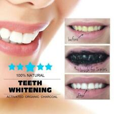 Prevent Periodontitis 100% Natural Teeth Whitening Coconut Charcoal Toothpaste