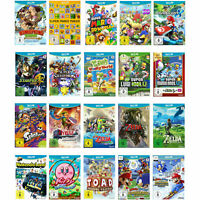 Die besten Nintendo Wii U Spiele aller Zeiten (mit OVP) (gebraucht)