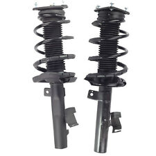 LEACREE Pair Front Complete Strut Shock Absorbers for MAZDA 3& MAZDA 5 2004-2012