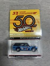 New Listing32nd Annual Hot Wheels Collectors Convention 510 Datsun Wagon 4073/6000