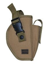 Deluxe Commando Desert Tan Right Hand Belt Pistol Holster BB Gun Tactical 218TR