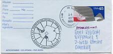 1995 McMurdo Station National Science Foundation Program Polar Antarctic Cover