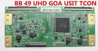 Original T-con Board BB 49 UHD GOA USIT TCON HV490QUB-N&A 44-9771199OY9WA0447