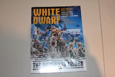 Warhammer White Dwarf Issue 131 July 2016 - The Ravenous Tribes