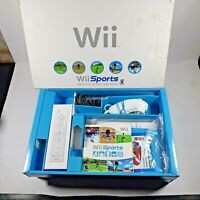 Nintendo Wii Sports Console with Box, game and all as when new