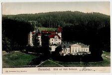 Marienbad, Mariánské Lázně, Café Bellevue, ca. 1910 nach Pápa, Schloß Marczalto