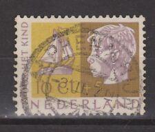 NVPH Netherlands Nederland 615 TOP CANCEL ALPHEN a/d RIJN kinderzegels 1953