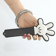 NWT Coach Disney Mickey Mouse Leather HAND Bookmark 54120 New RARE