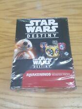 Star Wars Destiny Awakenings Booster Box Display 36 Packs NEW SEALED **