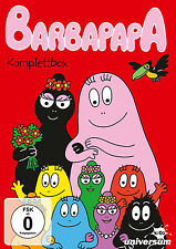 Barbapapa 1 2 3 4 5 6 sammleredition SERIE DE TV gesamtbox 6 Caja DVD COMPLETA