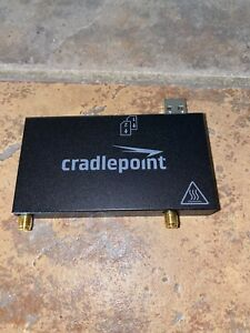 Cradlepoint MC400LP4 Cat 4 LTE Modem w/ Dual SIM slots-NO ANTENNAS