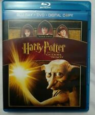Harry Potter And The Chamber Of Secrets (Blu-ray)  -LIMITED EDITION NEW