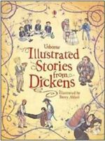 Usborne Illustrated Stories from Dickens, Hardcover by Sebag-montefiore, Mary...