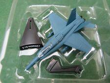 DEL PRADO AIRCRAFT OF THE ACES F-18 HORNET 1/100 SCALE MODEL