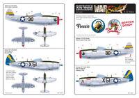 kits-world 1/72 p-47d Bomba #72034