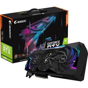 AORUS GeForce RTX 3080 MASTER 10G - jpg