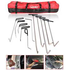 11 Pieces Auto Body Dent Removal Pdr Rod Tool Kit- Hail & Door Ding Repair Kit