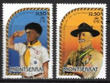 MONTSERRAT 1982 The 75th Anniversary of Scouting. NUEVO - MNH **