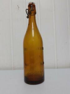 Vecchia Bottiglia Birra Peroni Roma Napoli Bari Livorno