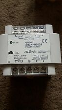 OMRON POWER SUPPLY  24VDC 2.1A S82K-05024 30 DAY WARRANTY.