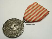 MEDAILLE COMMEMORATIVE DE LA CAMPAGNE D'ITALIE 1943-1944 / 001