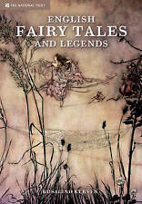 English Fairy Tales and Legends, Good Condition Book, Rosalind Kerven, ISBN 9781