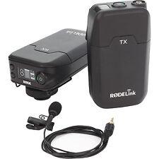 Microfono Professionale RODE RØDElink Filmmaker Kit Lavalier Wireless