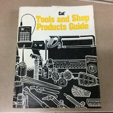 Cat Caterpillar Tools Amp Shop Products Guide Manual Service Book 1997 Neng2500 02