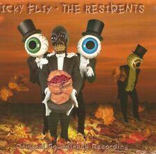 The Residents CD Icky Flix (2001) EINGESCHWEISST
