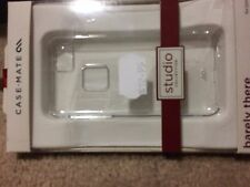 Casemate Iphone 5c barely there new with tags clear case studio collection