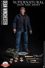 1/6 Supernatural Dean Winchester Figure USA QMX Toys Hot Action Sam