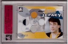 CAM NEELY 14/15 ITG Leaf Ultimate Complete Jersey Number Emblem Patch #d 1/1 SP