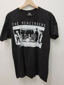 THE MENZINGERS men's t-shirt EPITAPH RECORDS