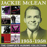 Jackie McLean : The Complete Albums Collection 1955-1958 CD 4 discs (2016)